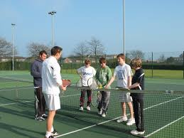 Picture of junior Coaching Session in progress